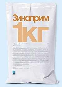 Препарат ветеринарный Зинаприм, 1 кг - INVESA