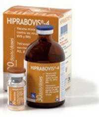 Препарат ветеринарный ХИПРАБОВИС-4 (Hiprabovis-4) фл. 30 доз - Хипра