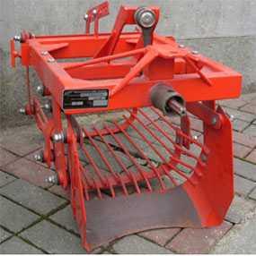 Картофелекопалка вибрационная для мотоблока с валом отбора мощности типа КМ - Механический завод ООО (Беларусь)