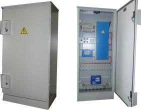 Шкаф наружного освещения ШНО со скрытыми петлями - Механический завод ООО (Беларусь)