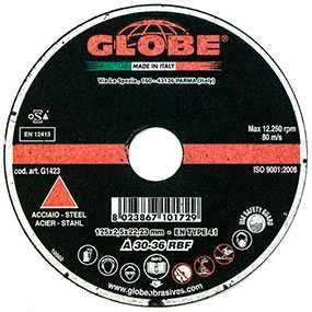 Круг абразивный отрезной GLOBE S/CUT 125x1,3x22.2 - Globe (Италия)