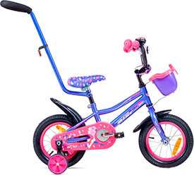 Велосипед детский AIST Wiki 12 - МОТОВЕЛОЗАВОД