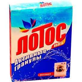 Средство моющее синтетическое порошкообразное ЛОТОС-ВОЛГА Белые облака, автомат, 350 гр, арт. М00004054 - КАРИО