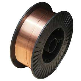 Cварочная проволока Св-08Г2С омедненная, полированная (d=0,8 мм), для углеродистых и низколегированных сталей - ОЛИВЕР