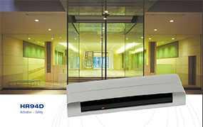 Сенсор активации дверей и безопасности пешеходов Hotron HR94D - HOTRON (Япония)