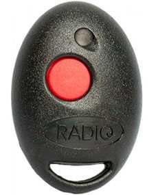 Мини-пульт одноканальный Nero Electronics Radio 8101-1 - Nero Electronics (Беларусь)