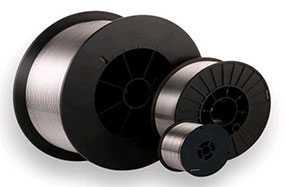 Cварочная проволока ER 4043 (d=0,8 мм) для сварки алюминия и его сплавов - ОЛИВЕР