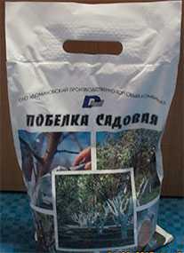 Побелка садовая ТМ Domanovo - Домановский производственно-торговый комбинат