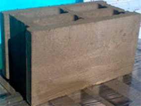 Камень бетонный стеновой СТБ 1071-2007 - Домановский производственно-торговый комбинат
