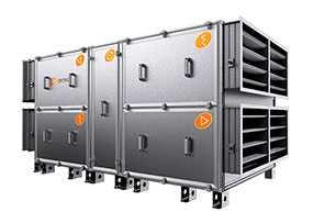Приточно-вытяжная вентиляционная установка Vertro AVMD 7500 - VERTRO
