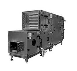 Приточно-вытяжная вентиляционная установка NED POWERNED 400 - NED
