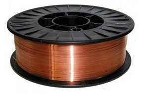 Cварочная проволока ERCuSi3 (d=0,8 мм) для сварки меди и ее сплавов - ОЛИВЕР