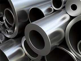 Шток полый 80*56 мм, длина 6,1 +0,1 м из микролегированной низкоуглеродистой стали - МЕХПРОФИЛЬ