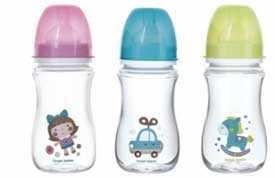 Бутылочка пластиковая, 120 мл, Арт. 35/220 - Canpol babies