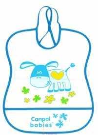Нагрудник клеенчатый мягкий, Арт. 2/919 - Canpol babies