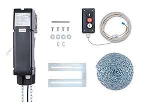 Привод для промышленных ворот STAC 400V/3PH - Marantec (Германия)