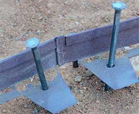Гвоздь оцинкованный для сталеборта Невидимка 7,6х250 мм - ЗАВОД БЕЛБРУК (Беларусь)