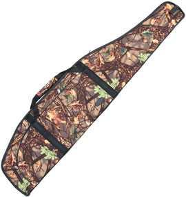 Чехол ружейный папка Лес с оптикой 130 см - ХСН