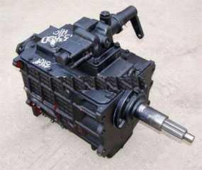 Коробка переключения передач СААЗ 433420 для МАЗ 4370 ЕВРО-3 (перв.вал 23з) - Смоленский автоагрегатный завод