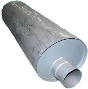 Глушитель МАЗ 555102 шаровое соединение 555102-1201010 - Автако Барановичский завод запчастей