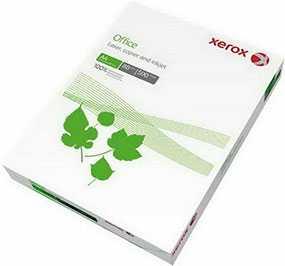 Бумага офисная Xerox Office А4, 80 г/м2, 500 л/пачке, класс В - XEROX