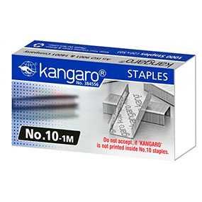 Скоба для степлера №10 Kangaro, 1000 шт - KANGARO INDUSTRIES