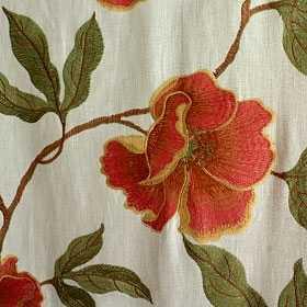 Портьерная ткань Passion Flower (ширина=137 см) - RidexDecoracja (Польша)