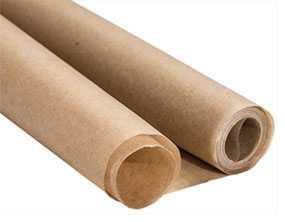 Бумага подпергамент небелёный марки П, 2 сорт плотность 40-52 гр./м2 ГОСТ 1760-86 - Сокольский целлюлозно-бумажный комбинат