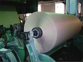 Бумага для нижних слоев обоев ТУ – 5431-049-05771564-07 - Вельгийская бумажная фабрика