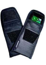 Чехол для телефона с использованием углеродной ткани 10х14 см, мод. 7009 - 14 - Светлогорскхимволокно