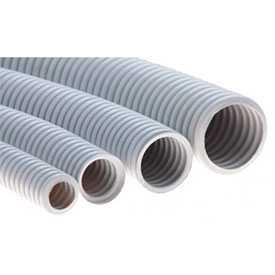Труба гофрированная ПВХ 20 мм (в бухте 100 м) - Вим-кабель