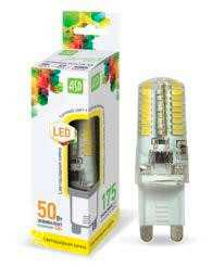 Лампа LED-JCD G9 Standart 3000K - Электроаппарат