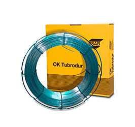 Проволока наплавочная OK Tubrodur 13Cr G 1.6mm - ESAB