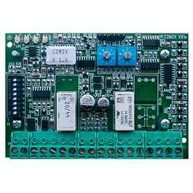 Модуль контроля и управления адресной пожарной сигнализации MCX-55M (5 входов/5 выходов) - NOTIFIER
