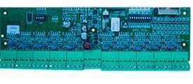 Модуль контроля и управления адресной пожарной сигнализации MMX-10M (10 входов) - NOTIFIER