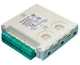Модуль контроля и управления адресной пожарной сигнализации M721E (2 входа/1 выход) - NOTIFIER