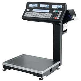 Весы электронные торговые печатающие ВПМ-15.2-Т - ВМП