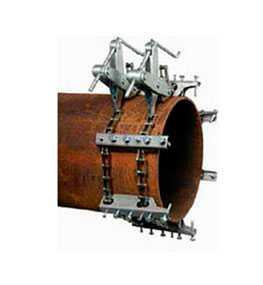 Центратор трубы ручной (2500DS536) - WELD-TECH