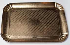 Поднос кондитерский картонный (200*141 мм), ТМ Pasticciere(Россия)