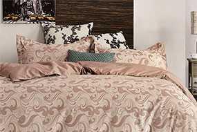 Белье постельное, модель Вензель (Порох) 300YD-007(406) - Лангхайнрих Конфекцион Бел