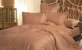Белье постельное, модель Элегант (маркиза - мокка) - Лангхайнрих Конфекцион Бел