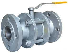 Кран шаровый стальной фланцевый 11с64п - BROEN SA