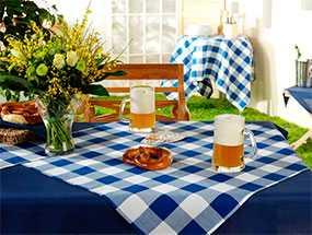 Набор столового белья Bozen Biergarten - Лангхайнрих Конфекцион Бел