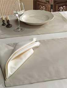 Набор столового белья Soft Khaki - Лангхайнрих Конфекцион Бел