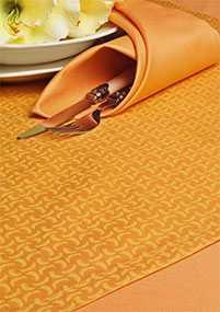 Набор столового белья Orange - Лангхайнрих Конфекцион Бел