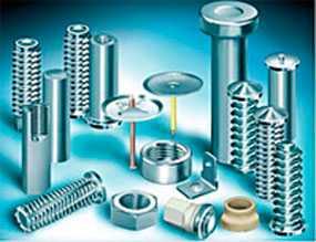 Шпилька приварная М5х15 из нержавеющей стали (DIN 32501) (1000 шт/ упак) -HBS