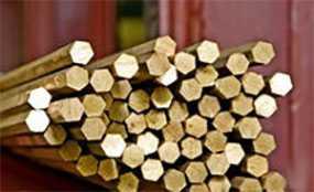 Пруток бронзовый шестигранный горячекатаный ГОСТ 2879-2006