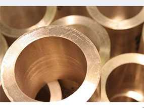 Втулка бронзовая (центробежное литье) БрОФ, d= 50 мм