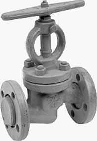 Вентиль стальной фланцевый 15с52нж9 - Аркор