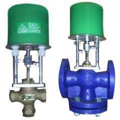Клапаны регулирующие серии RV102 (RV103) - Гран-Система-С